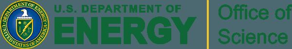 U.S. Deptartment of Energy logo